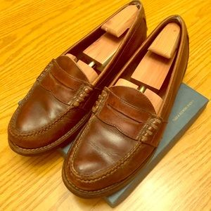 Ralph Lauren Polo penny loafers size 11D